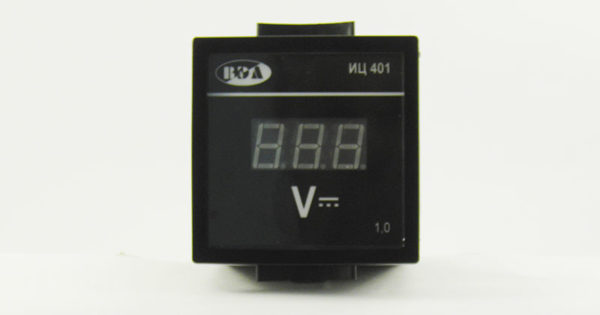 Вольтметр ИЦ401