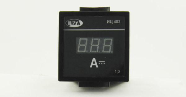 Амперметр ИЦ402 - вид спереди