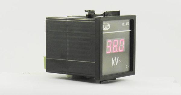 Киловольтметр ИЦ403 - сбоку