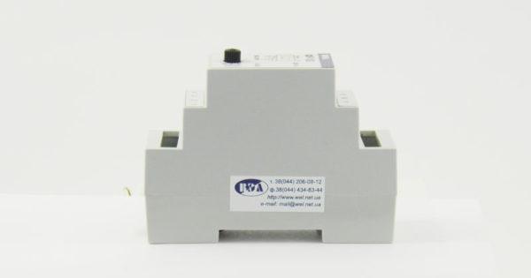 Фотореле с релейным выходом ФР102 (сумеречный выключатель) - сбоку