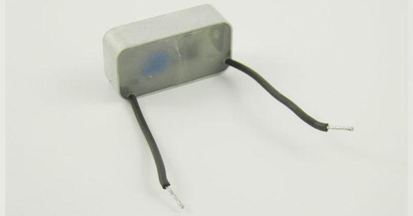 Реле времени для коридорного выключателя КВ1.1 - вид сзади
