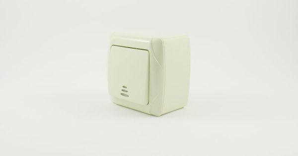 Коридорный выключатель освещения КВ2 со световой индикацией