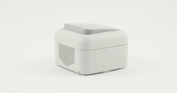 Коридорный выключатель освещения КВ3 - вид сбоку
