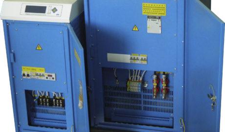 Инверторы на 10кВА и 30кВА - открыты для обслуживания