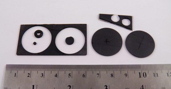 Примеры лазерной обработки
