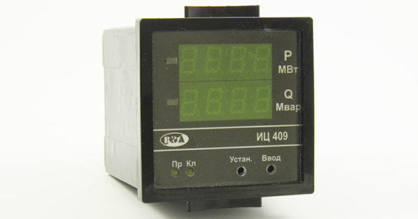 Комбинированный индикатор мощности ИЦ409