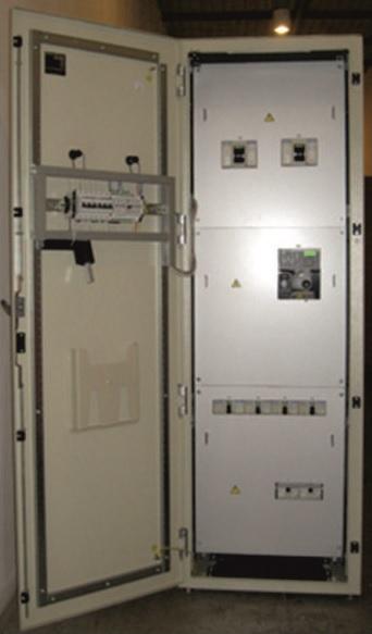 Шкаф с АВР на 630А - фото 1