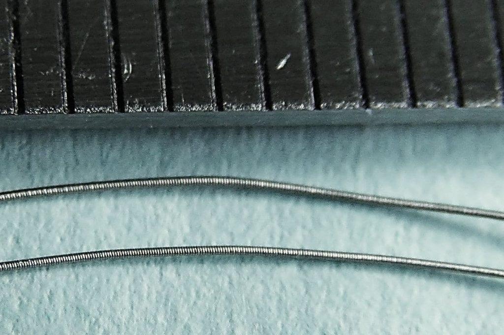 Изготовления многозаходных микроспиралей. Фото 2