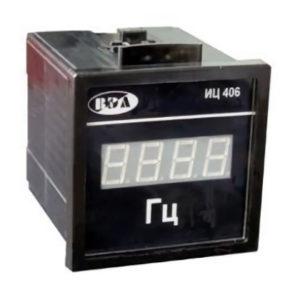 Частотомер щитовой ИЦ406С - фото