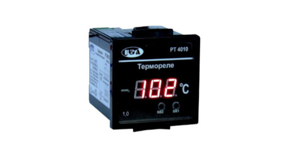 Термореле с цифровой индикацией РТ4010 - фото